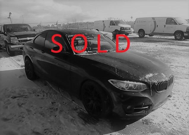 BMW 228L STD