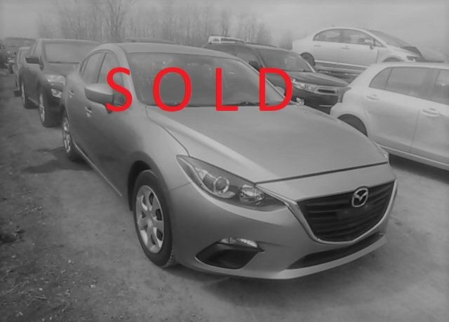 Mazda 3 GX
