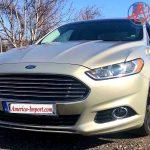 Ford Mondeo Fusion America Import