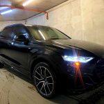 Audi Q8 America Import