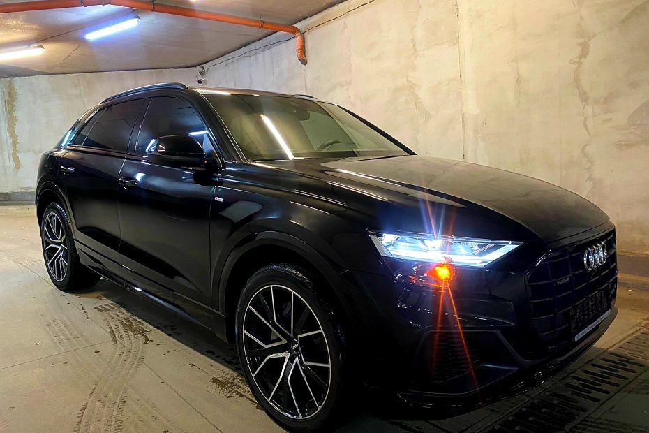 Audi Q8 America Import Американски коли внос на автомобили от САЩ и Канада