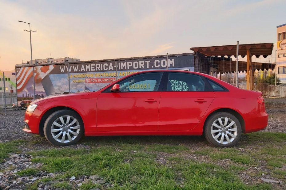 Audi A4 America Import Американски коли внос на автомобили от САЩ и Канада