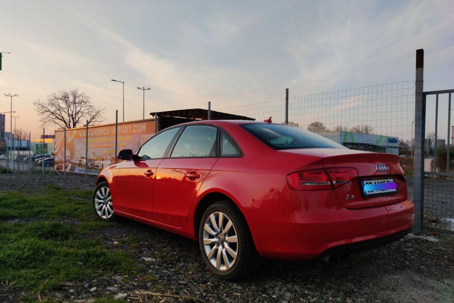 Audi A4 America Import Внос на автомобили от САЩ и Канада