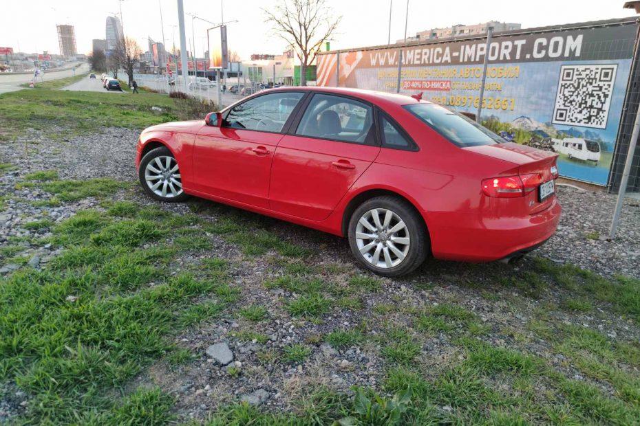 Audi A4 America Import